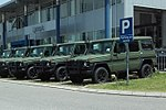 Mercedes G class - Montenegro Military