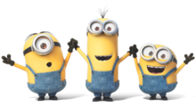 Minions (Despicable Me) - Wikipedia