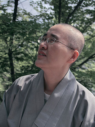 Korean Seon - Seon bhikṣuṇī in Seoul, South Korea