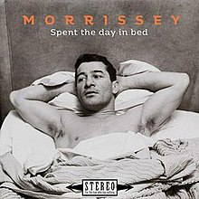 Morrissey Spent the Day in Bed Single cover.jpg