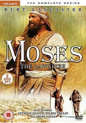 Moses the Lawgiver - Image: Moses the lawgiver the complete series