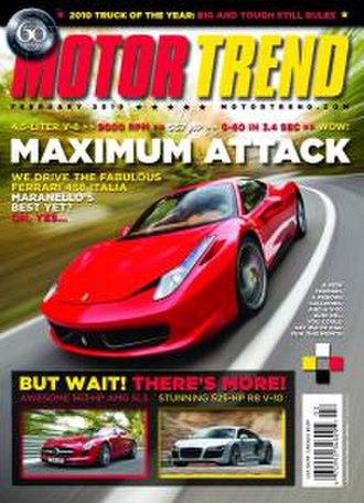 Motor Trend - Motor Trend, February 2010