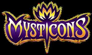 Mysticons - Image: Mysticons logo