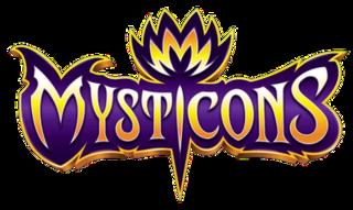 <i>Mysticons</i> animated television series