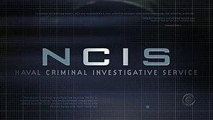 NCIS (TV series) - Image: NCIS title