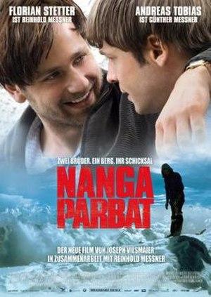 Nanga Parbat (film) - Film poster