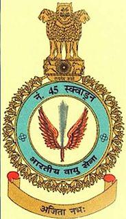 No. 45 Squadron IAF