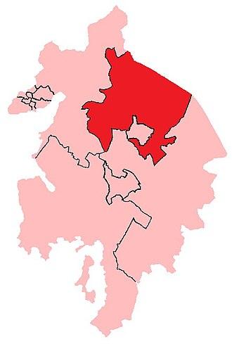 Nuneaton (UK Parliament constituency) - Nuneaton 1885-1918