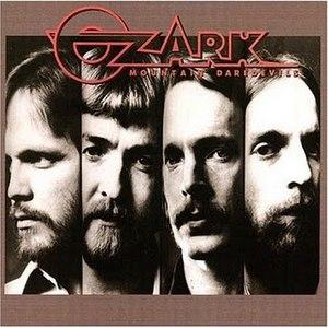 Ozark Mountain Daredevils (1980 album) - Image: OMD Album 1980