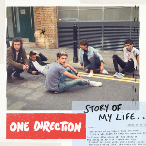 Story of My Life (One Direction song) - Image: One Direction Story of My Life (Official Single Cover)