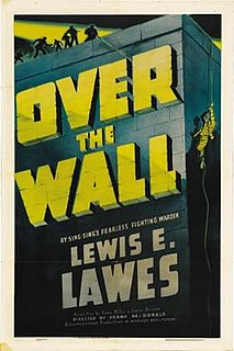 <i>Over the Wall</i> (film) 1938 film by Frank McDonald