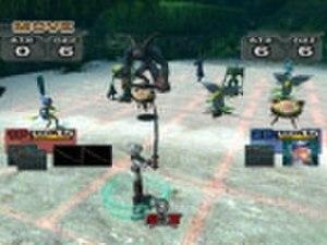 Phantasy Star Online Episode III: C.A.R.D. Revolution - Image: PSO3 gameplay image