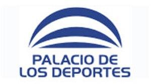 Palacio de los Deportes - Image: Palacio de los Deportes (emblem)