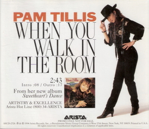 When You Walk in the Room - Image: Pam Tills When You Walk In