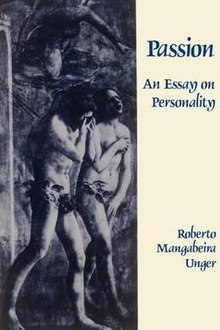 passion an essay on personality  passion an essay on personality cover jpg