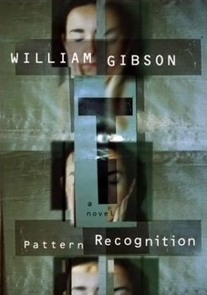 Pattern Recognition (novel) - Original first edition cover