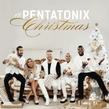 Pentatonix - A Pentatonix Christmas (Official Album Cover).png