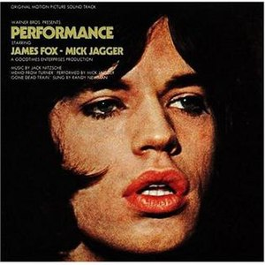 Performance (soundtrack) - Image: Performance soundtrack