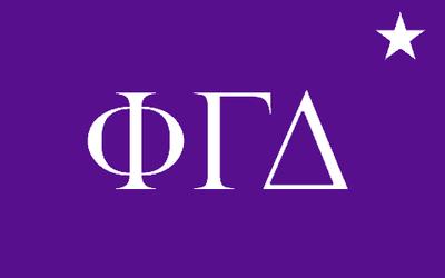 Phi Gamma Delta flag