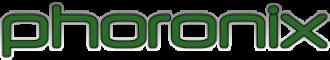 Phoronix - Image: Phoronix logo
