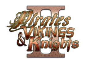 Pirates, Vikings and Knights II - The logo for Pirates, Vikings and Knights II