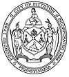 Official seal of Pittston, Pennsylvania