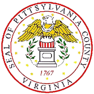 Pittsylvania County, Virginia - Image: Pittsylvania County, Virginia seal