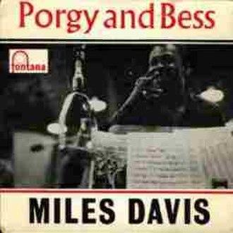 Porgy and Bess (Miles Davis album) - Image: Porgy&bess U Krelease