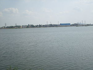 Porur Lake - Image: Porur Lake 2