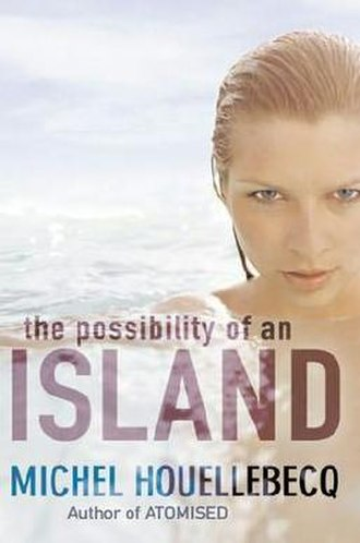 The Possibility of an Island - Cover of the UK hardcover edition