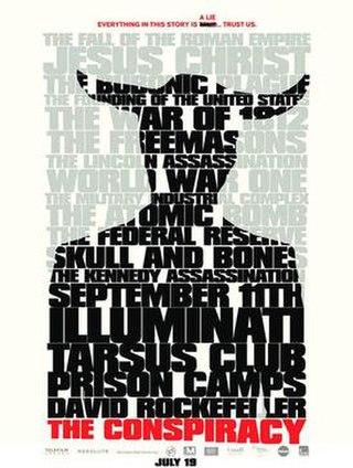 El Topic de la Conspiracion (Illuminaties, Bilderberg, Skull & Bones......) - Página 3 320px-Poster_for_The_Conspiracy_%282012_Film%29