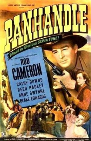 Panhandle (film) - Image: Poster of Panhandle