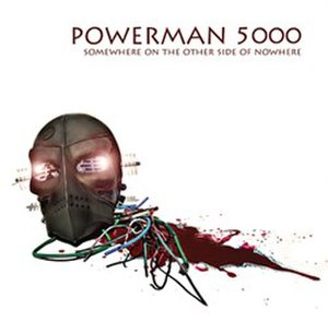 Somewhere on the Other Side of Nowhere - Image: Powerman nowherecd