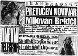 Dnevni telegraf - Dnevni telegraf