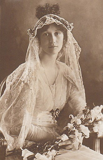 Princess Margaretha of Sweden - Margaretha in the year of her marriage, 1919
