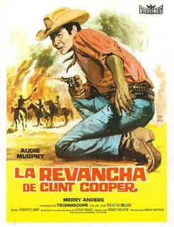 <i>The Quick Gun</i> 1964 film by Sidney Salkow