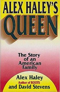 <i>Queen: The Story of an American Family</i>