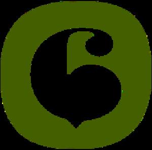 NPO Soul & Jazz - Radio 6 logo used until 2012.