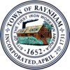 Official seal of Raynham, Massachusetts