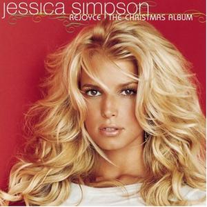 ReJoyce: The Christmas Album - Image: Rejoyce The Christmas Album (Jessica Simpson album cover art)