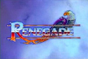 Renegade (TV series) - Intertitle