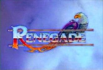 Renegade (TV series) - Intertitle