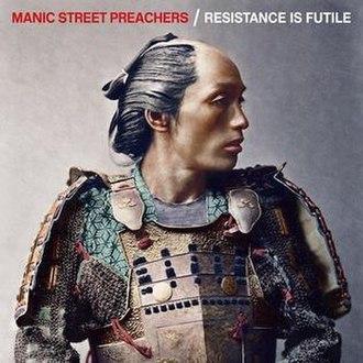 Resistance Is Futile (album) - Image: Resistance Is Futile