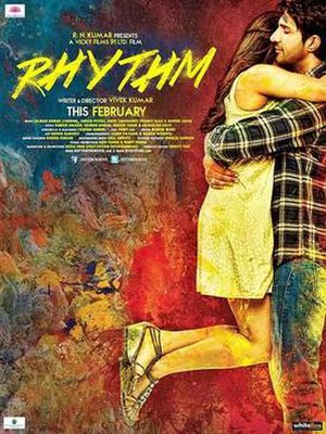 Rhythm (2016 film) - Poster