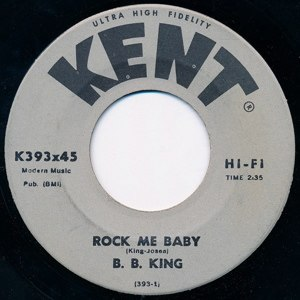 Rock Me Baby (song) - Image: Rock Me Baby single cover