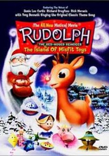 <i>Rudolph the Red-Nosed Reindeer and the Island of Misfit Toys</i> 2001 animated film