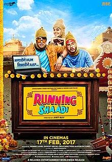 Running Shaadi (2017) Poster