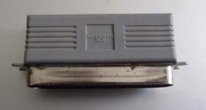 Parallel SCSI - SCSI Terminator (Amphenol connector)
