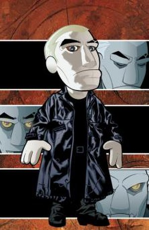 Spike: Shadow Puppets - Image: SPIKE1 Messina (small)