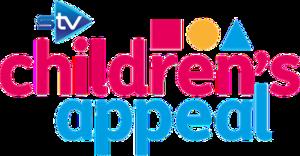 STV Children's Appeal - Image: STV Children's Appeal logo (2015 )